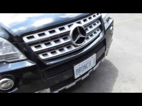 HILLYARD CUSTOM RIM&TIRE 2011 MERCEDES BENZ ML550 19 INCH CUSTOM WHEELS