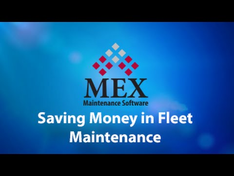 Saving money in fleet maintenance by 10%