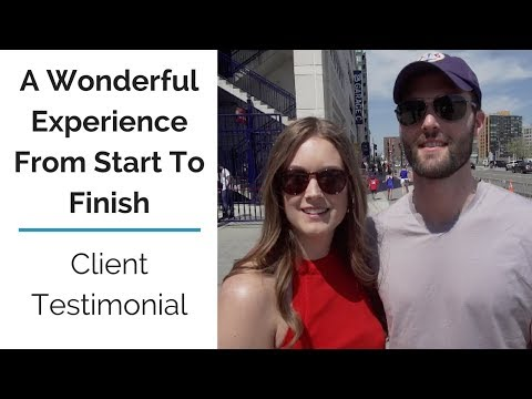 A Wonderful Experience From Start To Finish | Drew Carpenter