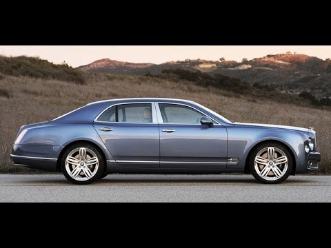 Bentley Mulsanne: Why it's the most special Bentley built today!