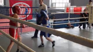 бокс дети