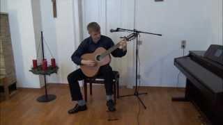 Fabian Blondel - Who Kept The Sheep (Classical Guitar Version)