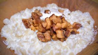 Naučíme vás připravit pravé slovenské halušky s brynzou