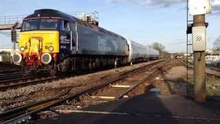 preview picture of video '57306 + 375301 | 5Z57 Ramsgate E.M.U.D. - Derby Litchurch Lane | Paddock Wood'
