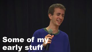 Benny Feldman Stand-Up | One-Liners With Tourette