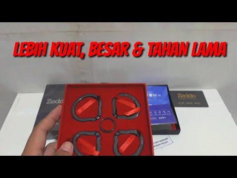 Unboxing - ZEDDO MAN - DI JAMIN LEBIH KUAT, BESAR & TAHAN LAMA
