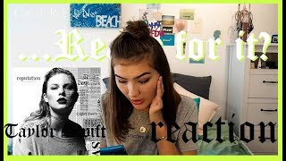 Taylor Swift - ...Ready For It? (AUDIO) REACTION | Kat