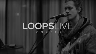 Oscar Richardson • I Don't Trust MyselfSeven Days [John MayerCraig David] | Loops Live Sessions