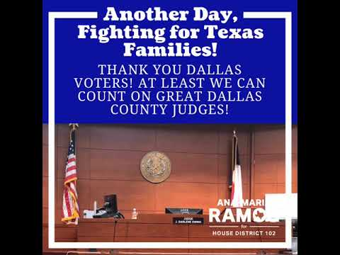 Another Day, Fighting for Texas Families!