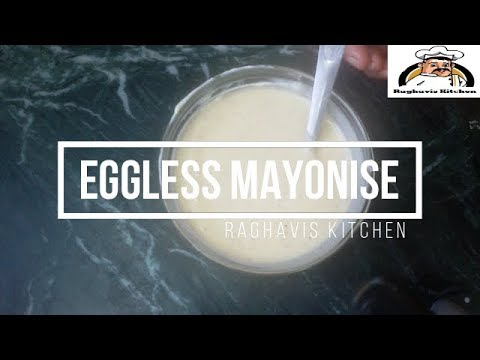 eggless mayonise || Instant homemade mayonnise || Basic simple mayonnise