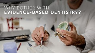 Evidence-based Dentistry: Making Clinical Decisions
