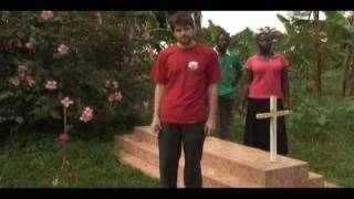 preview picture of video 'Peace Corps Uganda World AIDS Day 2009'