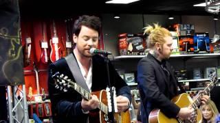 Paper Heart - David Cook - Best Buy - June 28, 2011