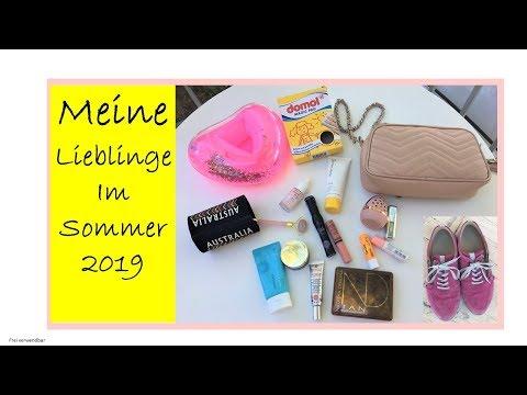 TravelVlog: Meine Sommer Favoriten 2019 Hartjes Schuhe Makeup Tasche Sonnenschutz …