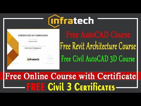 AutoCAD Civil 3D and Autodesk Revit Architecture Free online ...
