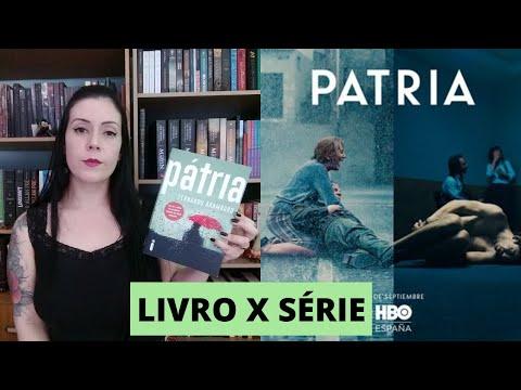 PÁTRIA (FERNANDO ARAMBURU) X ADAPTAÇÃO HBO