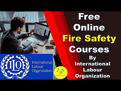Free Online Fire Safety Courses with Certificate By