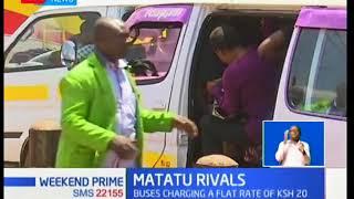 Matatu operators oppose NYS buses