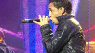 JLS - That's My Girl 04/01/11 *FRONT ROW*