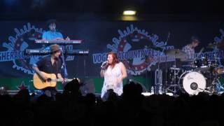 Jo Dee Messina - Downtime (Live @ Voghera Country Festival 2017)