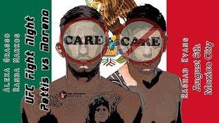 UFC Mexico City Care/Don