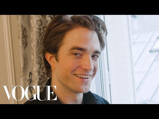 24 Hours With Robert Pattinson   Vogue