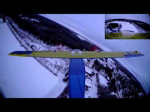 fpv-rc-airplane-twin-motor-maiden-flight
