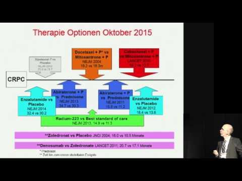 Professor Neumyvakin Behandlung von Wasserstoffperoxid Prostata-Adenom