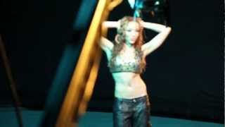 """Tinashe -- BEHIND THE SCENES of """"Ecstasy"""" Music Video"""