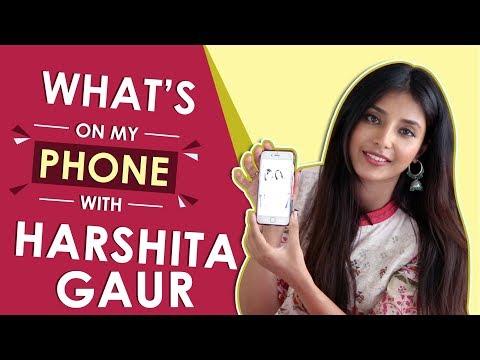 Harshita Gaur: What's On My Phone | Phone Secret