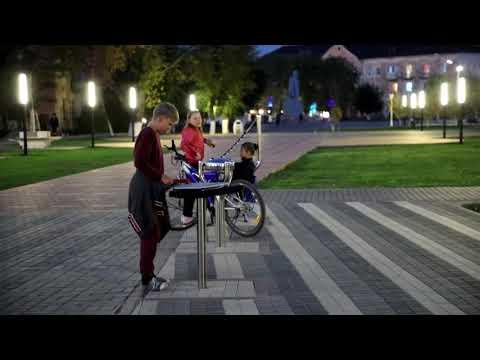 """Сквер """"Арбат-400"""" занял первое место в Астраханской области по программе """"Формирование комфортной городской среды"""" и отправлен на всероссийский конкурс"""