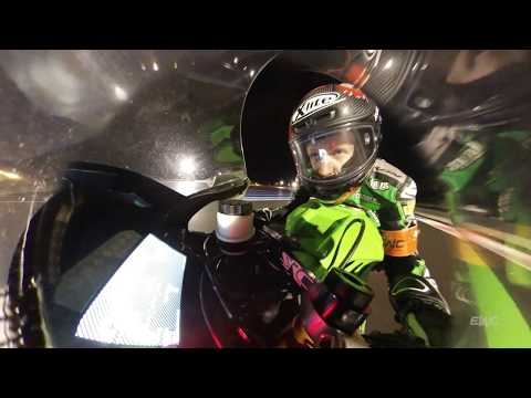 Bol d'Or 2019 - Night onboard lap with David Checa, Webike SRC Kawasaki France