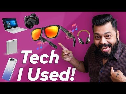 TOP TECH THAT I USED IN 2019 ⚡⚡⚡ TrakinTech Rewind 2019