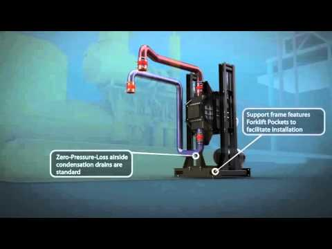 IGSPL - Animated overview of Industrial Generator Cooling System