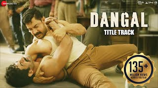 Dangal - Title Track | Dangal | Aamir Khan | Pritam | Amitabh Bhattacharya| Daler Mehndi | High Quality Mp3 Video