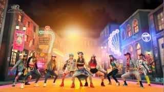 Girls' Generation - I Got A Boy mirrored Dance ver.