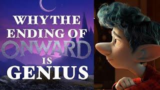 The Genius of Onward's Ending