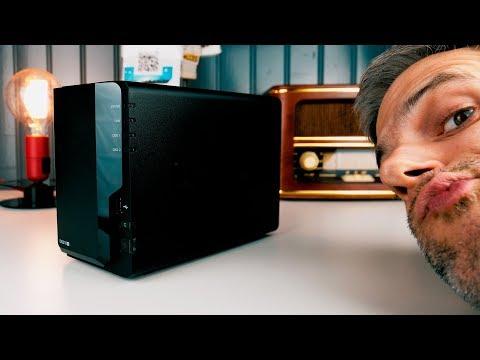 Le NAS Synology DS218+ est-il Intéressant pour sauvegarder mes vidéos ?