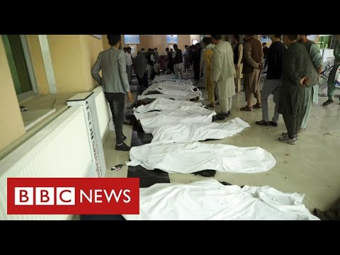 Dozens of schoolgirls killed in huge bomb attack in Afghan capital - BBC News