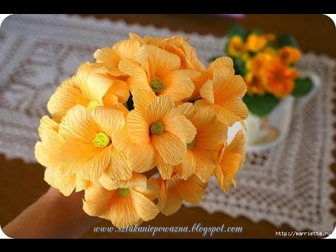 How to make tagetes patula paper flower playing how to make tagetes patula paper flower pause mightylinksfo