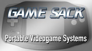 Game Sack - Portable Videogame Systems