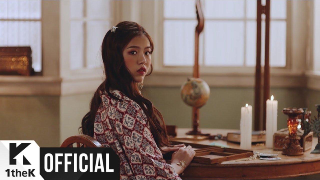 [Korea] MV : GWSN - RED-SUN (021)