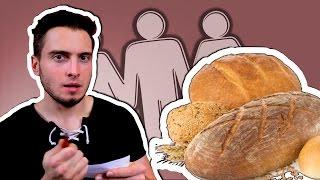 Pečivo Chleba 4 Rohlíky!