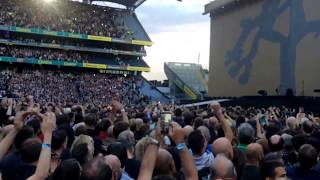 Intro U2 At Croke Park Dublin, 22 7 2017 (The Whole Of The Moon   The Waterboys)