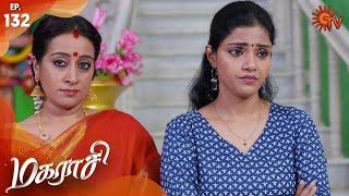 Magarasi - Episode 132 | 27th March 2020 | Sun TV Serial | Tamil Serial