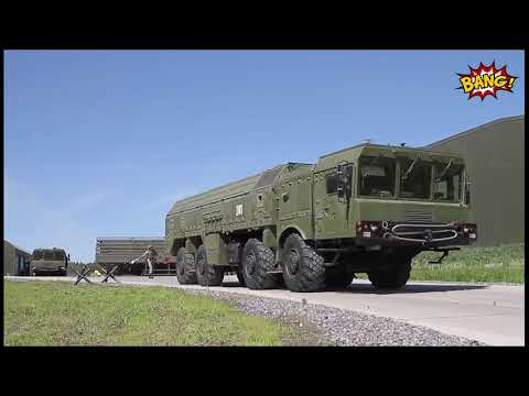 The beginning of a sudden test of alert in the Central Military District of Russia on June 24  2019