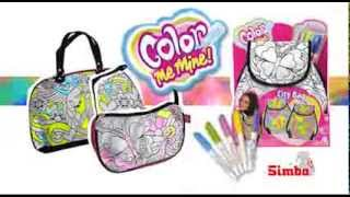 preview picture of video 'Color Me Mine City Bag - Simba Toys 106374470 - Spielwaren-Sonderposten'