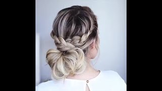 New Top 10 Hair Style Compilation 2018     New Trend     By Girlie Styles