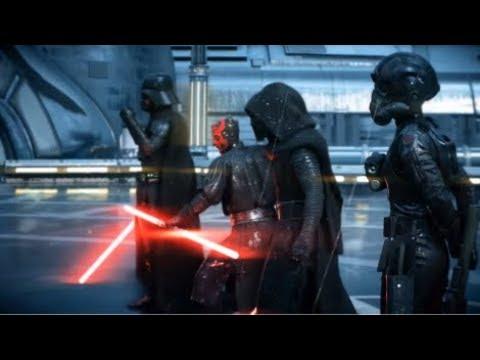 Star Wars: Battlefront 2 - Jak to vypadá po vydání + Darth Vader[CZ / Česky]