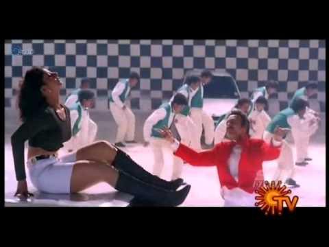 Rambha swimsuit show in tamil movie ullathai alli tha | hot songs
